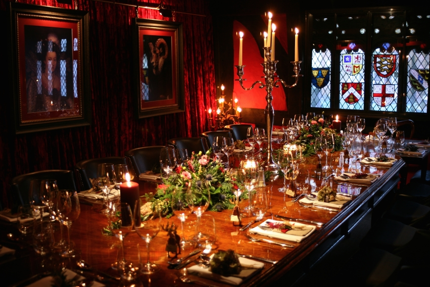 bar private dining west - photo #34